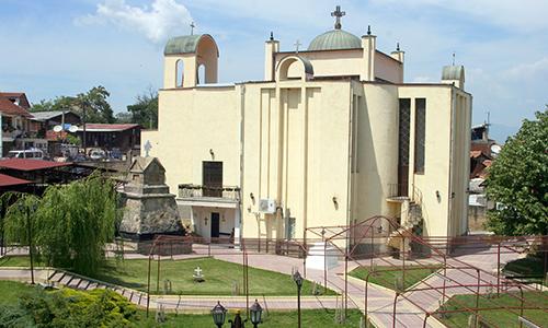 The Fifteen Holy Hieromartyrs of Tiberiopolis - Strumica