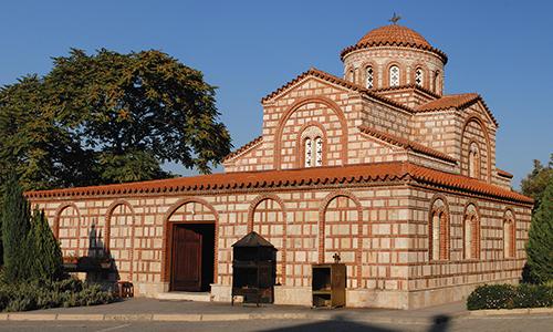 St. Demetrius and St. Gregory Palamas - Strumica