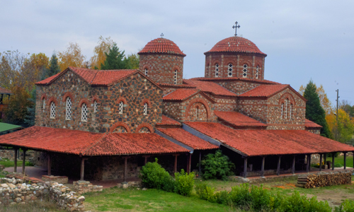 Saint Leontius - village of Vodocha