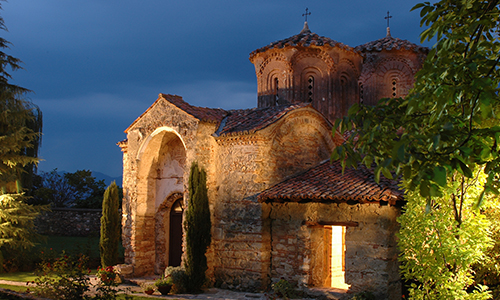 The Holy Mother of God Eleusa - village of Veljusa