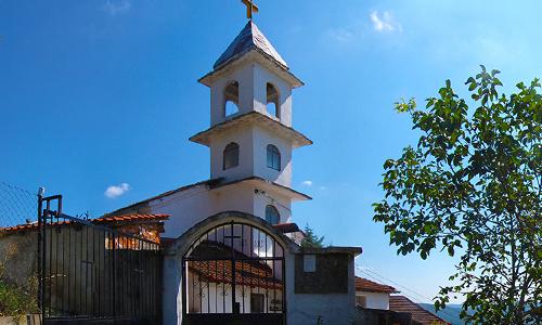 St. Prophet Elijah - village of Popchevo